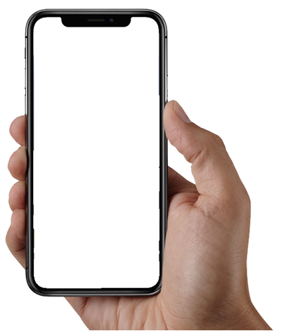 iPhone с картой выезда ремонта